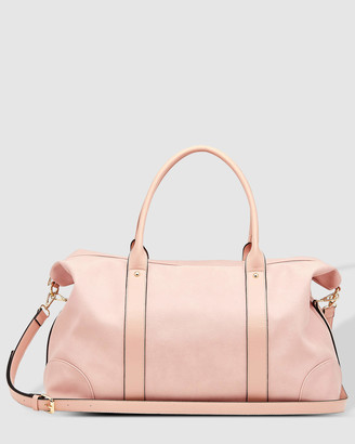 Louenhide - Women's Pink Weekender - Alexis Weekender Bag - Size One Size at The Iconic
