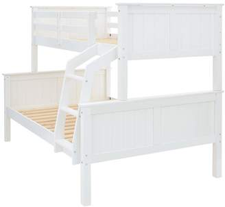 Classic Novara Trio Bunk Bed with Mattress Option (Buy and SAVE!)