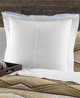 Tommy Hilfiger Closeout! Classic Double Flange European Sham Bedding