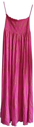 Denim & Supply Ralph Lauren Pink Cotton Dress for Women