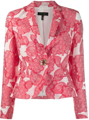 Escada Fitted Jacket