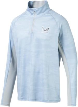Puma Volition Signature 1/4 Zip Pullover