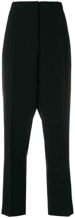 Rochas high waist tailored trousers