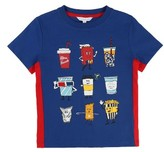 Little Marc Jacobs Boy's Animation Print T-Shirt