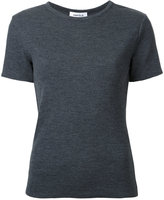 Enfold ribbed T-shirt - women - Cotton - 36