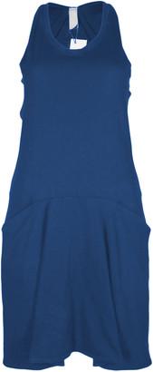 Format JUNE blue Single Dress - S - Black