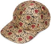 Dolce & Gabbana floral cap - men - Silk/Polyester/Viscose - 58