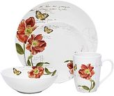 JCPenney Nature's Words 16-pc. Dinnerware Set
