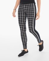 Chico's Geometric Print Leggings