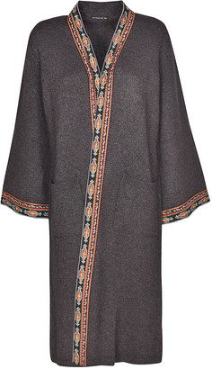 Etro Embroidered Coat