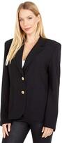 Thumbnail for your product : BB DAKOTA X STEVE MADDEN Inside Scoop Blazer Jacket Women's Clothing