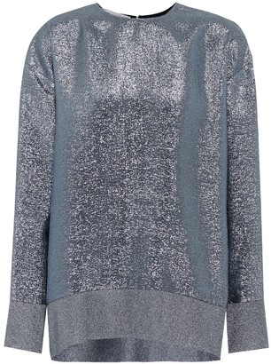 Stella McCartney Silk-blend sweater