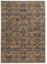 Tommy Bahama 5-Foot 3-Inch x 7-Foot 6-Inch Vintage Rug in Ivory
