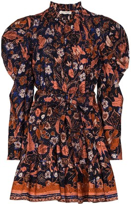 Ulla Johnson Naima floral-print mini dress