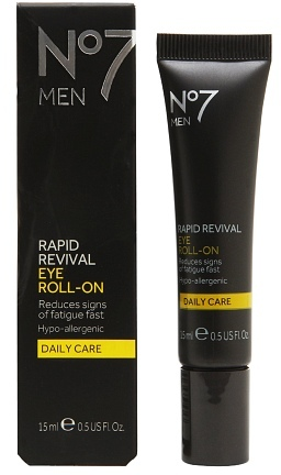Boots No7 Men Rapid Revival Eye Roll-On