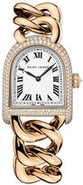 Ralph Lauren Petite-Link Rose Gold Diamonds