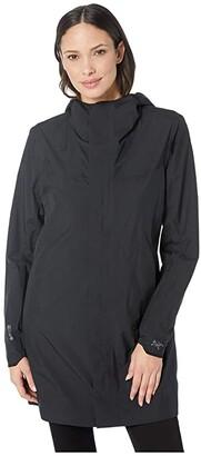 Arc'teryx Solano Coat (Black) Women's Coat