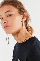 Jenny Bird Edie Drop Hoop Earring