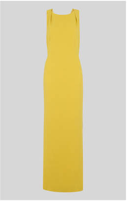 Whistles Tie Back Maxi Dress