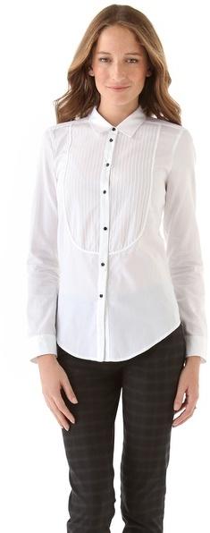 Elizabeth and James Carter Tux Shirt