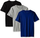 Tommy Hilfiger Men's 3-Pack Cotton Crew-Neck T-Shirt