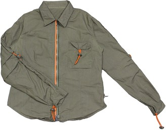 MHI Khaki Cotton Jackets