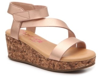Blowfish Loverli Wedge Sandal - Kids'