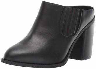 Madden-Girl Women's MAGGIEE Fashion Boot Black Paris 10 M US