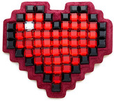 Anya Hindmarch STICKERS HEART IN RED CRYSTALS