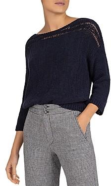 Gerard Darel Enrica Organic Cotton Sweater