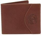 Ghurka Slim Classic Leather Wallet No. 203, Vintage Chestnut
