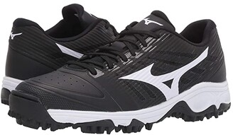 Mizuno Ambition As (Black/White) Men's Shoes