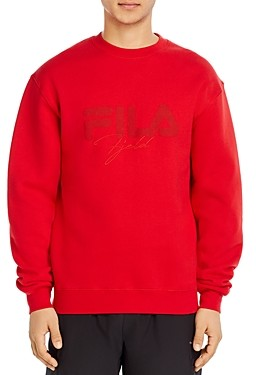 Fila Fjeld Simon Graphic Logo Sweatshirt