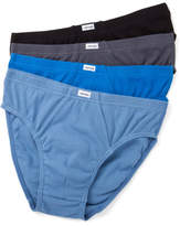Holeproof Cotton Interlock Brief Pack of Four