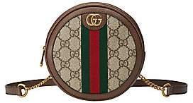 Gucci Women's Mini Ophidia GG Canvas Backpack
