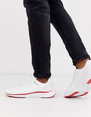 Paul Smith Dynom chunky trainers in white