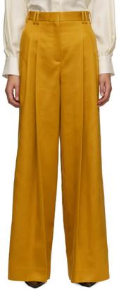 PARTOW Yellow Wren Trousers