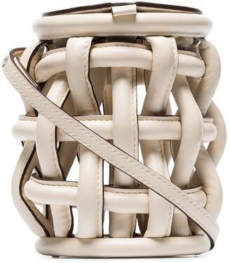 Danse Lente Coco accordion shoulder bag