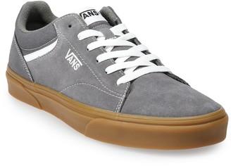 Vans Seldan Men's Suede Skate Shoes