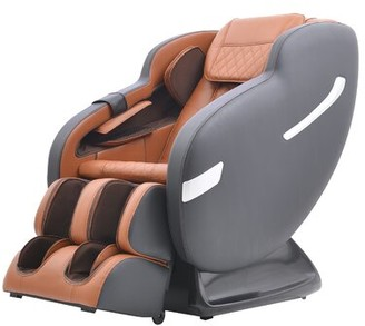 Latitude Run Reclining Heated Full Body Massage Chair
