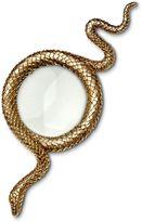 L'OBJET Snake Gold Leaf Magnifying Glass
