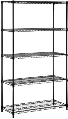 Honey-Can-Do 5-Tiered Shelving Unit