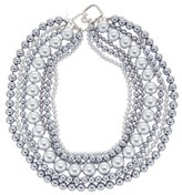 Kenneth Jay Lane Plated Necklace.