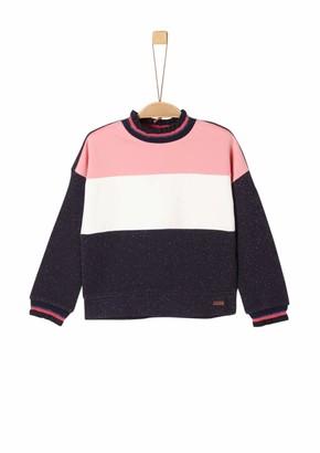 S'Oliver Girl's 53.908.41.2750 Sweatshirt