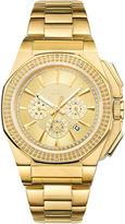 JBW Mens Gold Tone Bracelet Watch-J6329b