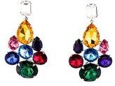 Dolce & Gabbana Multicolor Drop Earrings