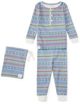 Ralph Lauren Fair Isle Cotton Sleep Set