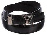 Louis Vuitton Leather Neogram Belt