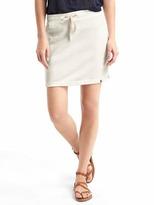 Gap Terry mini skirt
