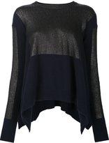 Stella McCartney coated sweater